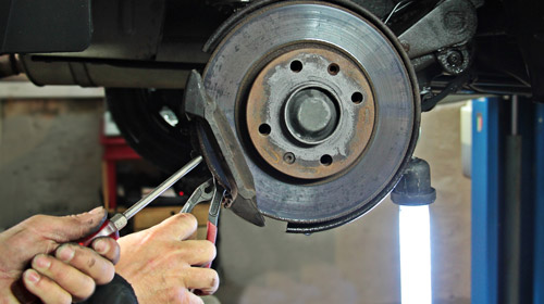 Bremsenservice-Bremsenwechsel-kostengünstig