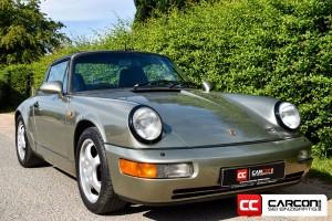 Porsche Targa 964