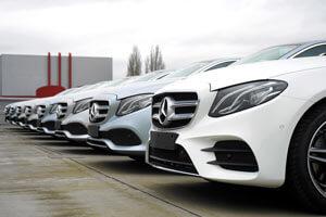 Gebrauchtwagen-Verkauf