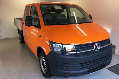 VW-T6-Folierung