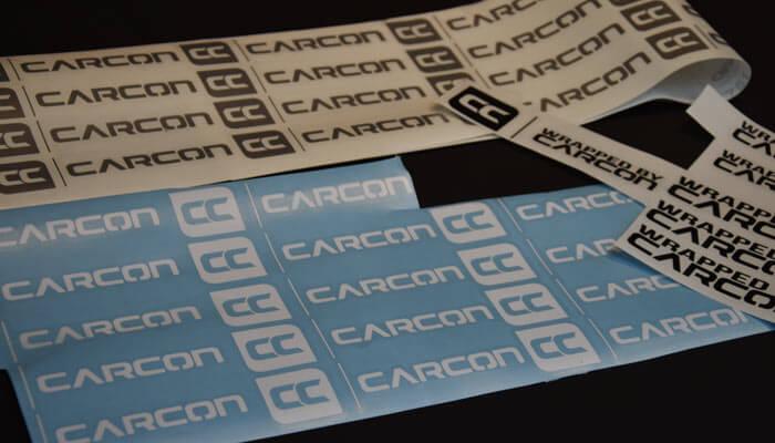 carcon-sticker