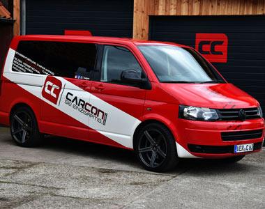 VW Transporter wrap Design links